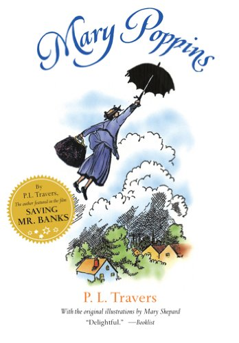 Mary Poppins: Love The Movies? Read The Books!