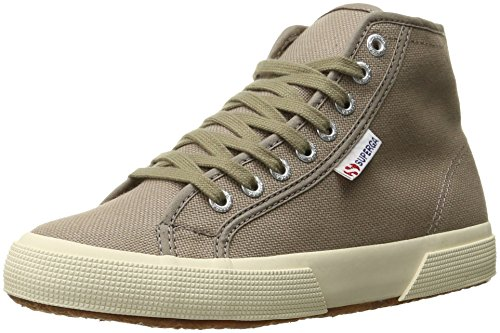 Superga Women's 2795 Cotu Fashion Sneaker, Mushroom, 36 EU/6 M US