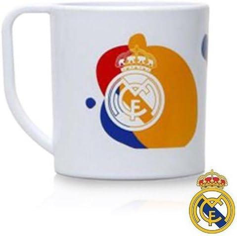 Taza Desayuno Real Madrid 225 ml: Amazon.es: Hogar