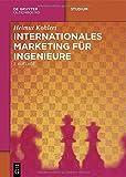Internationales Marketing Für Ingenieure, Kohlert, Helmut, 3110355000