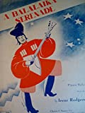 img - for Balalaika Serenade book / textbook / text book