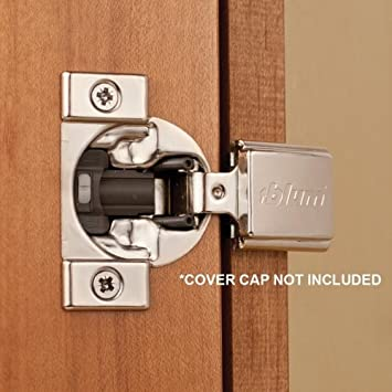 Blum Blumotion 39C Cabinet Hinges 1-1//4 Inch Overlay Soft Close 39C355B.20