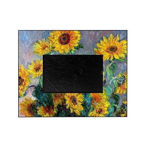 CafePress - Monet - Sunflowers - Decorative 8x10 Picture Fra