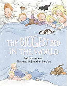 Biggest Bed In The World Lindsay Camp Jonathan Langley