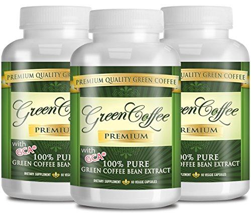 100 Green Coffee Premium Extract product image