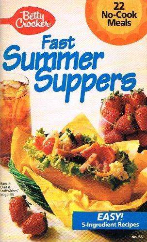 Betty Crocker Fast Summer (Summer Meals)