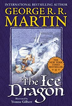 The Ice Dragon 0765378779 Book Cover