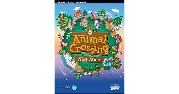 Animal Crossing - Wild World Offizieller Spieleberater ...
