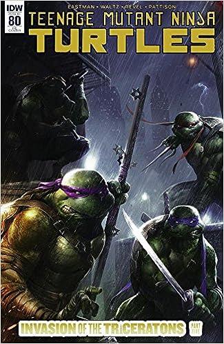 Teenage Mutant Ninja Turtles 80 Retailer Exclusive Trade ...