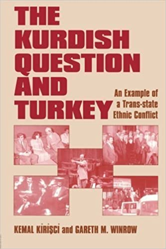 Book The Kurdish Question and Turkey: An Example of a Trans-state Ethnic Conflict by Kemal Kirisci (1997-06-03)
