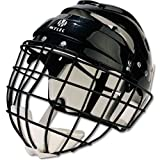 Mylec Jr. Helmet with Wire Face Guard