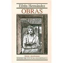 Obras: Poesia/Novela/Cuentos