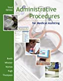 img - for Administrative Procedures for Medical Assisting with Student CD book / textbook / text book