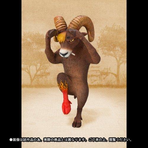 魂ウェブ商店限定 ワンピース フィギュアーツZERO Artist Special サンジ as ビッグホーン B008FZPIBI