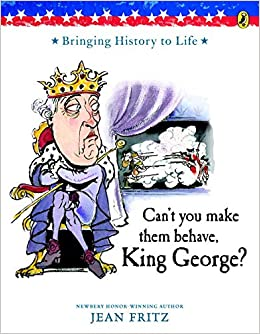 Image result for can't you make them behave king george