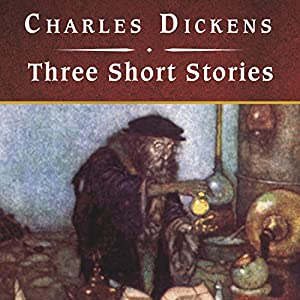 Three Short Stories Audiobook