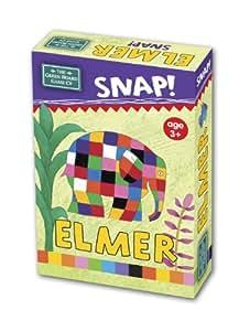 Green Board Games Elmer Snap - Juego de cartas (en inglés)