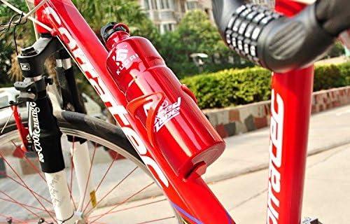 Waymeduo Porte-bidon Support Porte Bouteille Bidon Velo bicycle VTT Gourde Polycarbonate Carbone