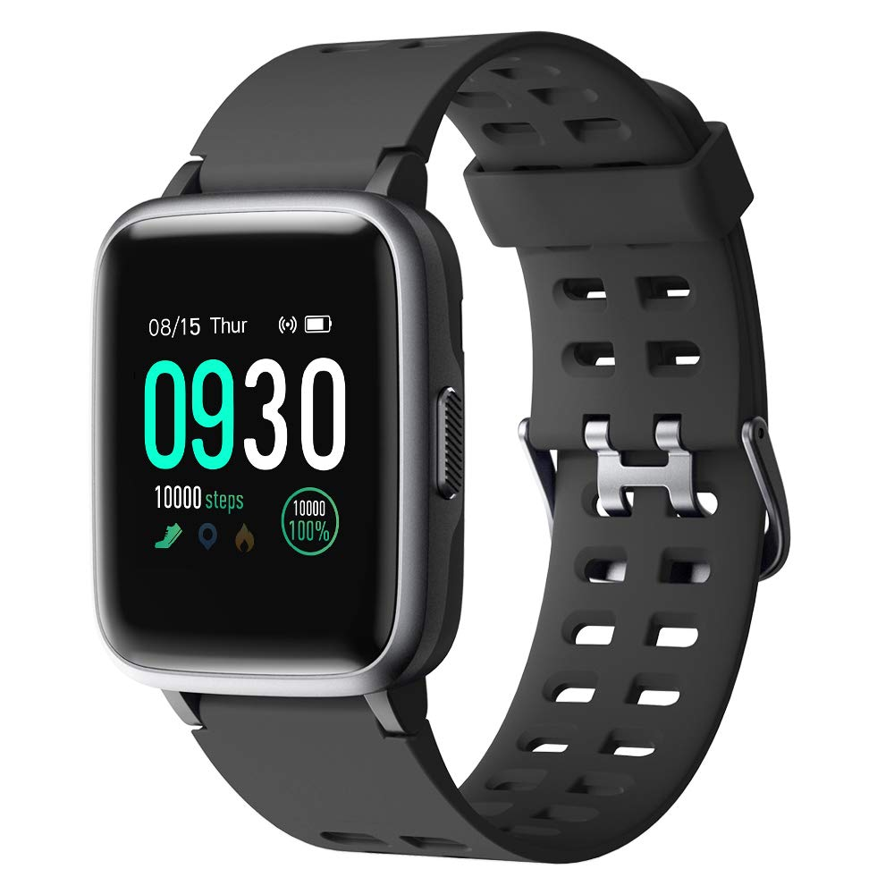Willful Smart Watch for Android Phones Compatible iPhone Apple Samsung IP68 Swimming Waterproof 2019 Version, Smartwatch Fitness Tracker Fitness Watch ...