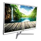 VIOTEK H320 32 Inch Ultra-Thin Computer Monitor 16:9 Widescreen 1080p HD LED Crisp Picture VGA DVI HDMI (60Hz) VESA