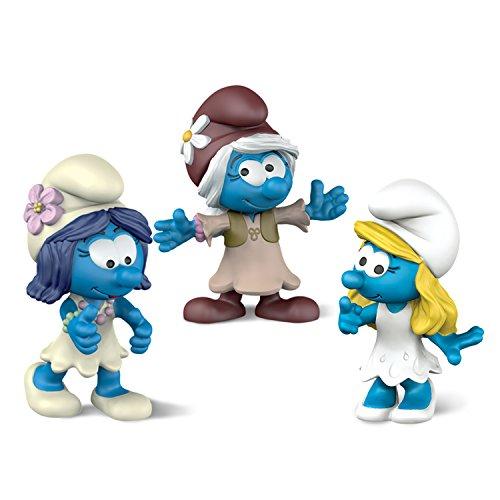 Buy the smurfs smurfs movie set 3 action figure