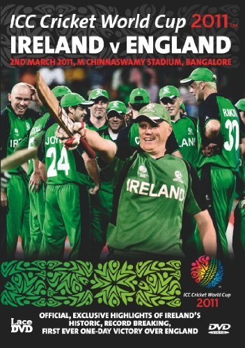 Ireland V England ICC Cricket World Cup Group Match