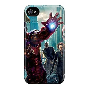 Grace's Favor For SamSung Galaxy S4 Phone Case Cover - Retailer Packaging The Avengers Protective Case