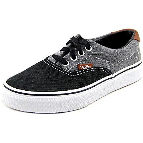 Vans Era 59 Youth US 11 Black Skate (Little Boys Vans)