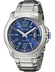 Drive From Citizen Eco-Drive Mens AW1350-83M HTM Watch