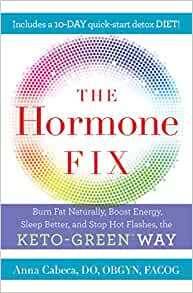 Hormone Fix Naturally Flashes Keto Green product image