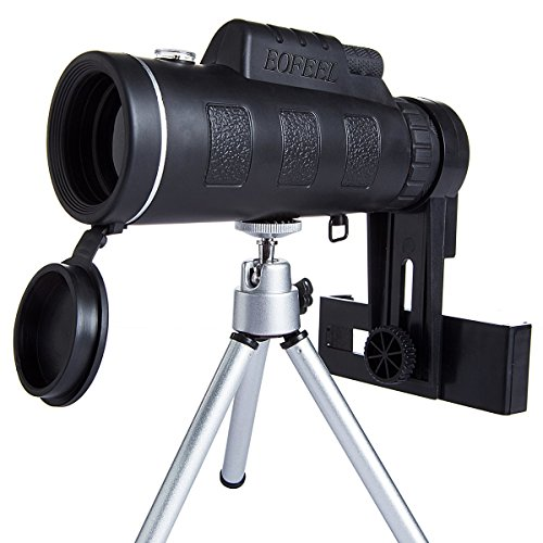 Monocular Telescopes 12X50 High Power Spotting Scopes - Low