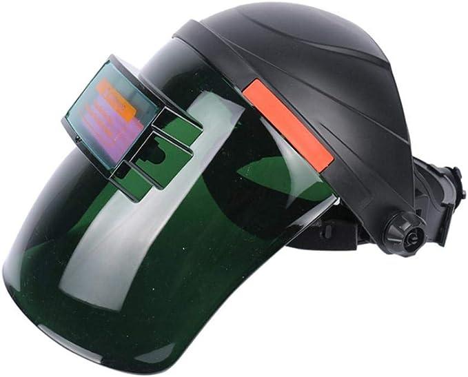 m/áscara de soldadura 4//9-13 para Arc Tig Mig Plasma MOGOI Casco de soldadura profesional con parasol de oscurecimiento autom/ático con amplia gama de lentes ajustables con soldador solar