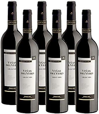 Vino tinto Viñas del Vero Gran VOS de 75 cl - D.O. Somontano ...