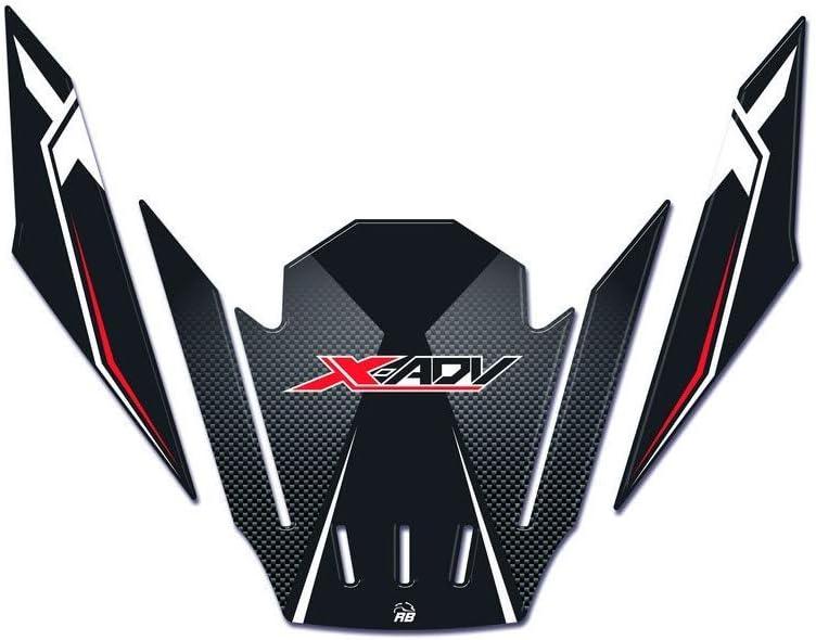 Kit Adesivi 3d Protezione Completa Sportello Compatibile Con Honda X-adv