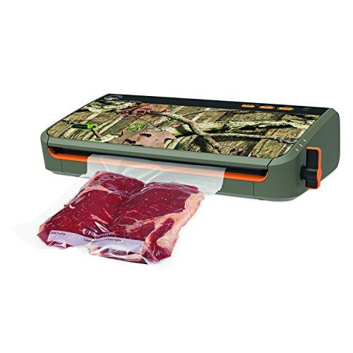 - FoodSaver GameSaver Wingman Plus Vacuum Sealer, Camo