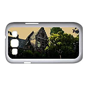 Almshouse, Utrecht Watercolor style Cover Samsung Galaxy S3 I9300 Case (Netherlands Watercolor style Cover Samsung Galaxy S3 I9300 Case)
