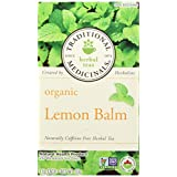 Traditional Medicinals Organic Lemon Balm, 20-Count