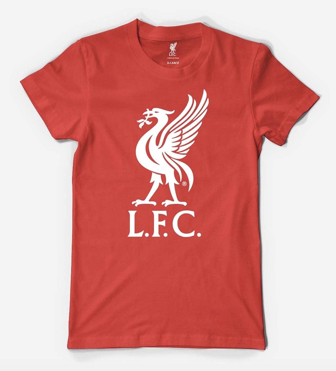 Liverpool FC Liverbird T Shirt