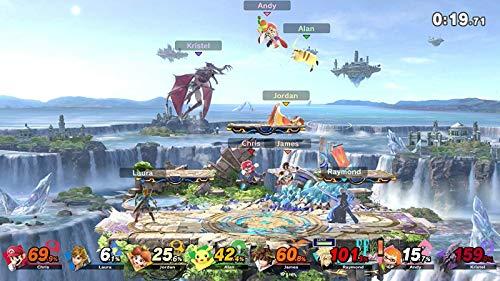 Nintendo Super Smash Bros. Ultimate Limited Edition - Nintendo Switch