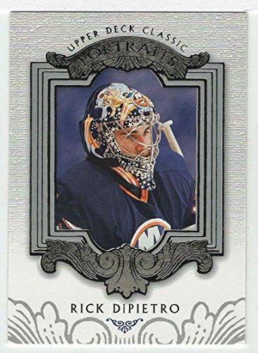 Rick DiPietro (Hockey Card) 2003-04 Upper Deck Classic Portraits # 61 ()