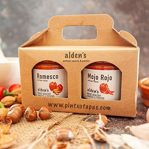 Romesco & Mojo Rojo Bundel