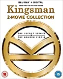 Kingsman - 2-Movie Collection - The Golden Circle -The Secret Service [Blu-ray]