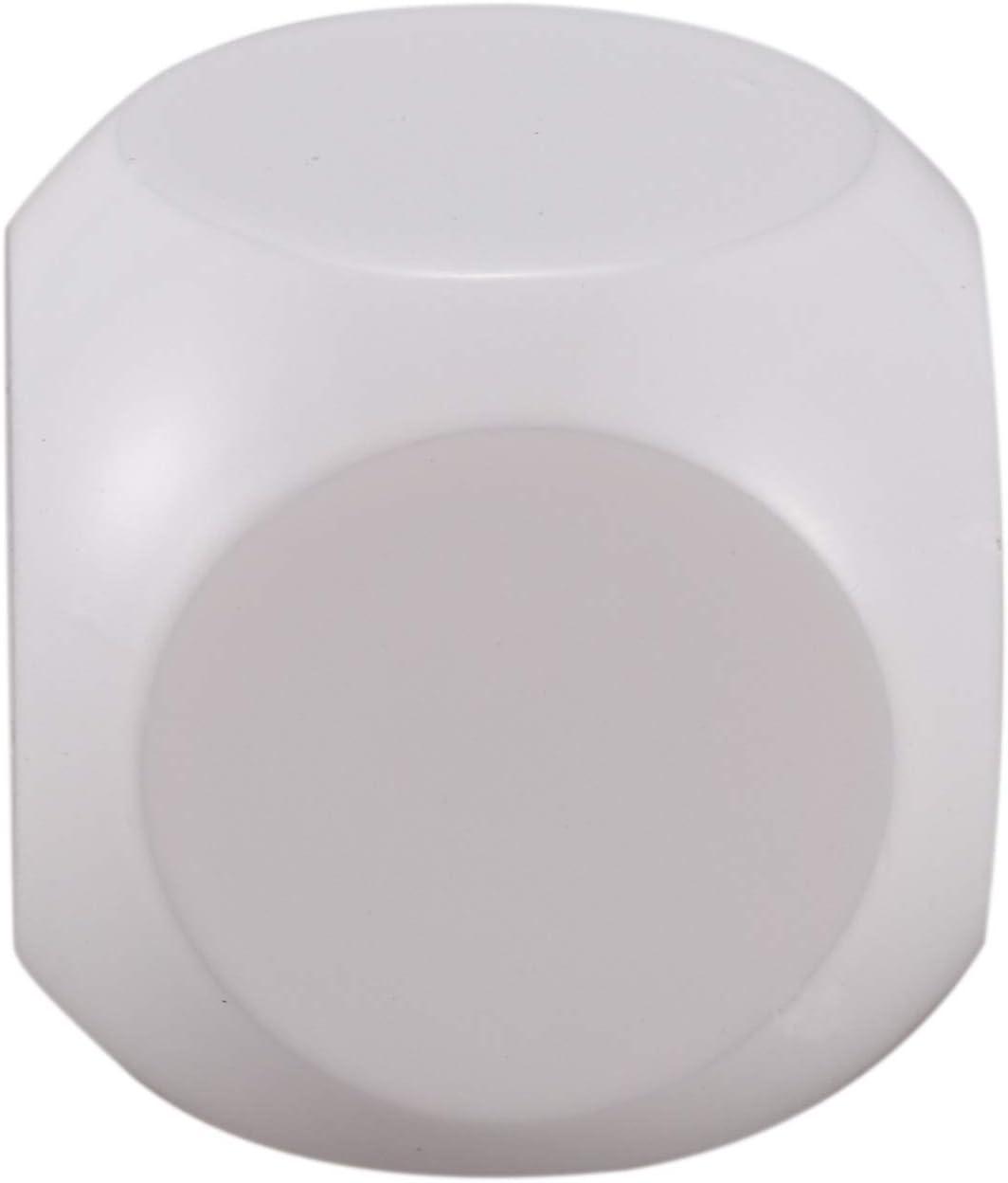 Luntus G1//4 Inner Thread Brass 3-Way Splitter Ball Fitting for Water Cooling Tube Fittings Blk White
