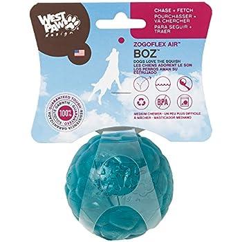 Pet Supplies : Snug Rubber Dog Balls - Tennis Ball Size