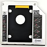 SATA 2nd Hard Drive HDD SSD caddy tray for Lenovo Thinkpad T440p T540p W540