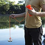 MAGNADIVE Fishing Magnet with Rope – 500 LBS