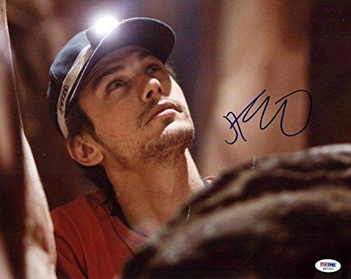 James Franco 127 Hours Autographed Authentic 11x14 Photo Signed - PSA/DNA Authentic