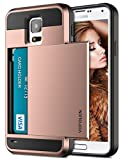 Vofolen Case for Galaxy S5 Case Hybrid Cover Galaxy