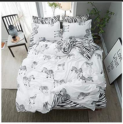 Size included Twin Full Queen King NANKO FBA/_8309-D Duvet Cover Set 3 pieces - Green Floral Printed -Soft Lightweight Luxury Microfiber Hypoallergenic Comforter Covers 1 Duvet Cover Double Sided + 2 Pillow Shams