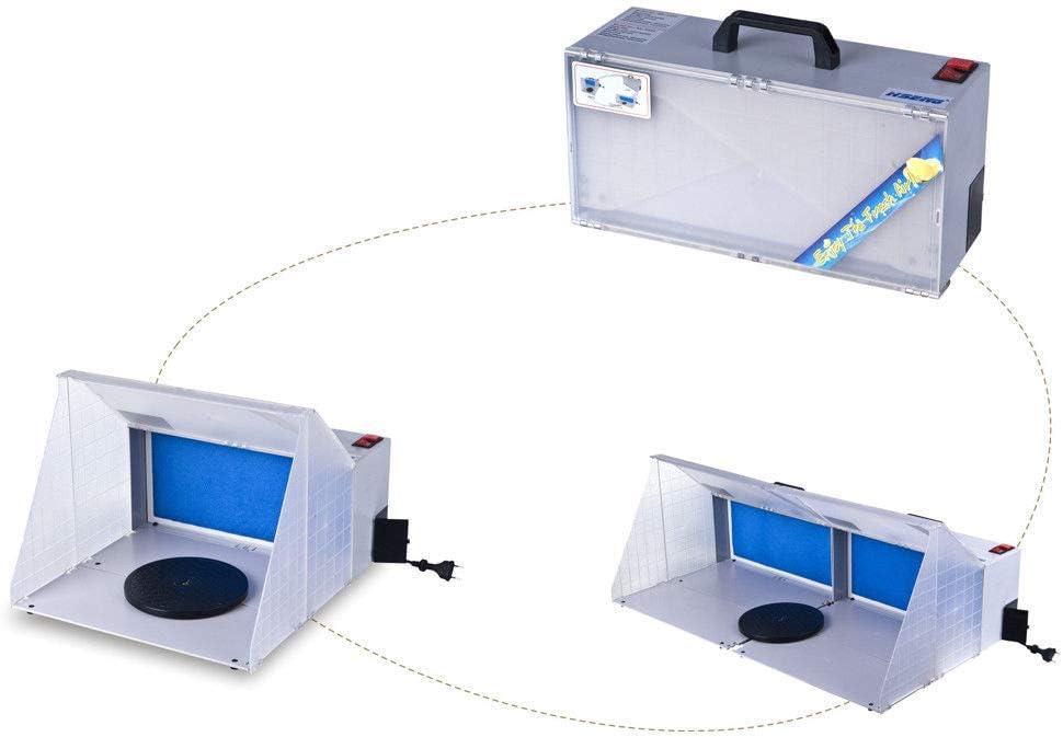 SPEED Sistema di Scarico per Aerografo 3m/³ min Filtro Colorato per Nebulizzazione W420 Set Completo per Nebulizzazione di Vernice Allesterno del Filtro dellaria
